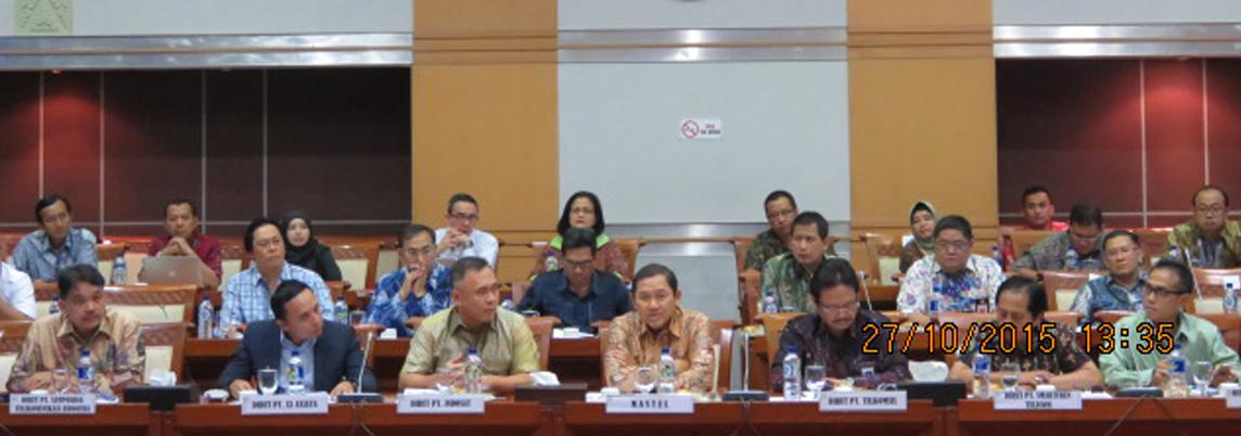 Komisi I DPR
