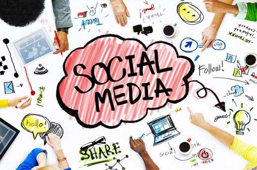 Akses Sosial Media di Indonesia