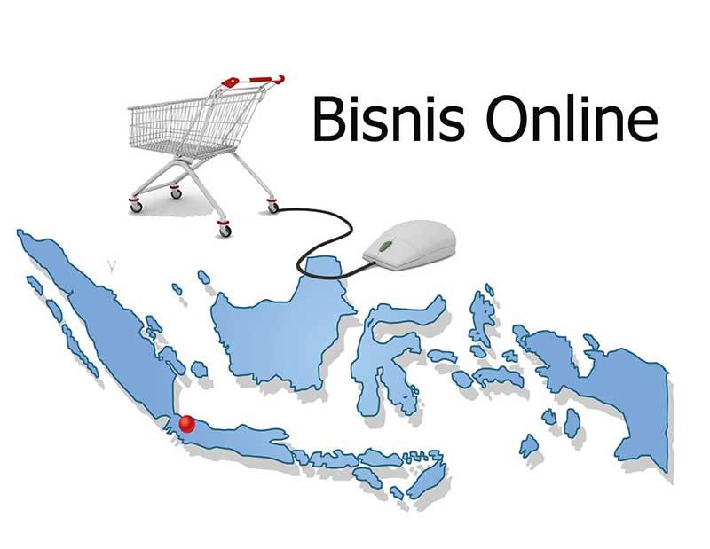 Usaha Online di Indonesia