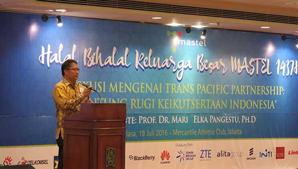 Trans Pacific Partnership: Untung Rugi Keikutsertaan Indonesia