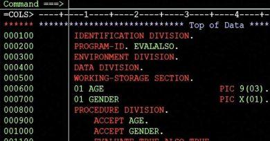 """""""MOCAS"""" Program Komputer Tertua Yang Masih Digunakan"""
