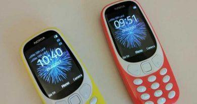 Penampakan Nokia 3310 Di Gelaran MWC 2017