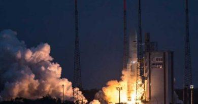 Satelit Telkom 3S Telah Sukses Diluncurkan