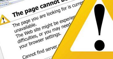 Tiga Situs Layanan e-Commerce Serentak Tumbang