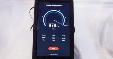 Ponsel ZTE 5G