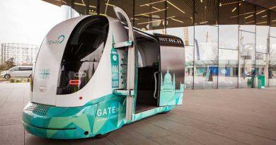 Inggris Lakukan Uji Coba Shuttle Bus Tanpa Pengemudi