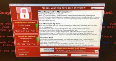 Serangan Siber Ransomware Kejutkan Dunia
