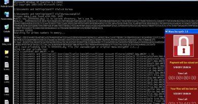 Aplikasi Gratis Untuk Buka Enkripsi WannaCry Telah Tersedia