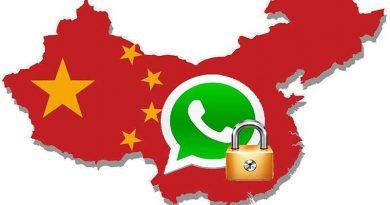 Akhirnya Cina Blokir WhatsApp