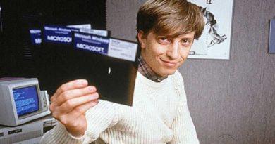 Ini Resumenya Bill Gates Pada Tahun 1974