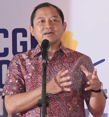 Ketua Umum MASTEL Kristiono