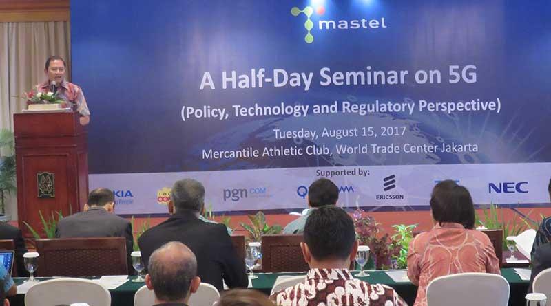 5G Harus Berikan Keuntungan Bagi Industri Perangkat dan Talent di Indonesia