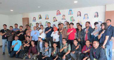 Tur Eksklusif Apps Developer di Bandara Husein Sastranegara