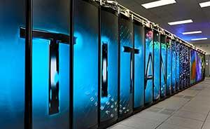 Amerika Superkomputer Titan