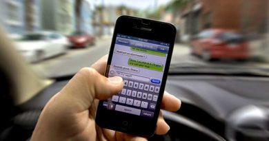 Negara ini Keluarkan Peraturan Larang Kirim SMS Bahkan Ketika Mobil Menepi