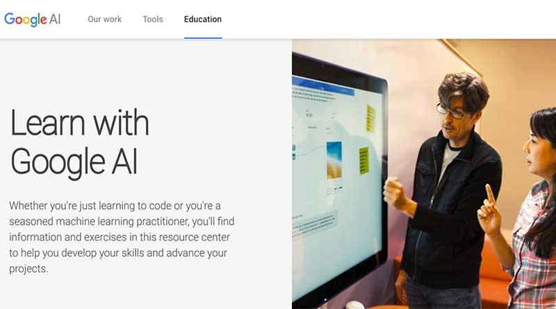 Yuk Belajar Gratis Tentang Kecerdasan Buatan dan Pembelajaran Mesin!