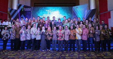 Pengukuhan Pengurus MASTEL 2018 - 2021