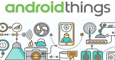 Android Things Telah Siap Untuk Perangkat Pintar