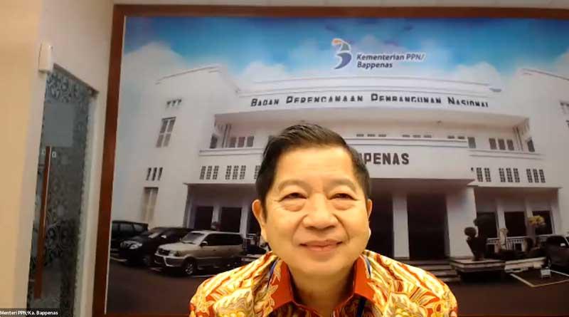 Menteri Perencanaan Pembangunan Nasional/Kepala BAPPENAS RI